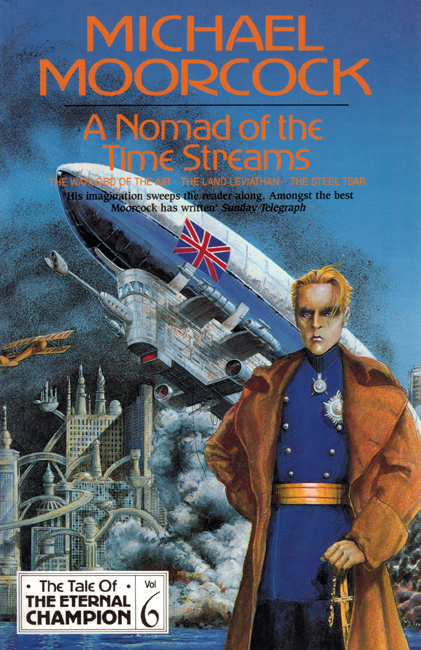 <b><I>A Nomad Of The Time Streams</I></b>, 1993, Millennium trade p/b omnibus